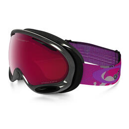 Oakley A-Frame 2.0 PRIZM Snow Goggles with Snow Rose Lens