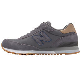 New Balance Men's 515 Suede/Textile Casual Shoes