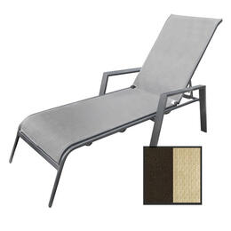 North Cape Rio Midnight Chaise Lounge Chair