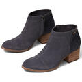 Toms Women's Loren Forged Iron Grey Suede C