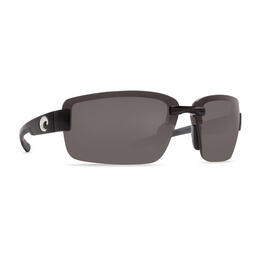 Costa Del Mar Men's Galveston Polarized Sunglasses with Grey Lens