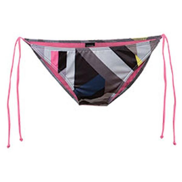 Hurley Jr. Girl's Dalek String Tie Side Bikini Bottoms