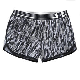 Under Armour Women's Print Perfect Pace Short