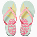 Reef Girl's Kids Stargazer Prints Flip Flops alt image view 11