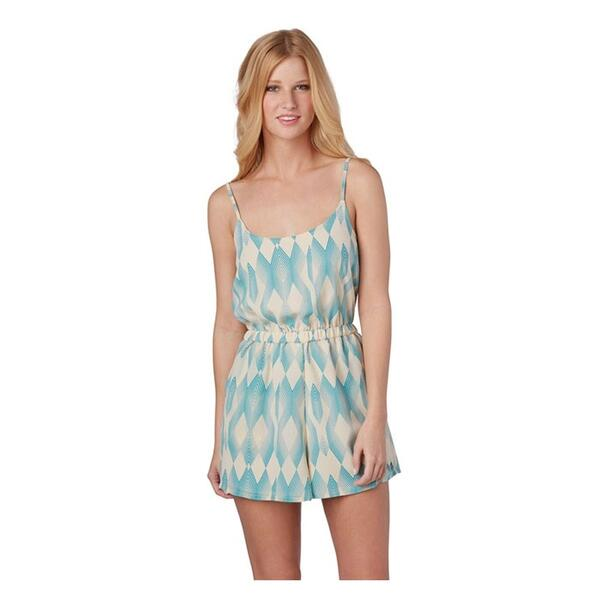 Roxy Jr. Girl's Tainted Love Romper