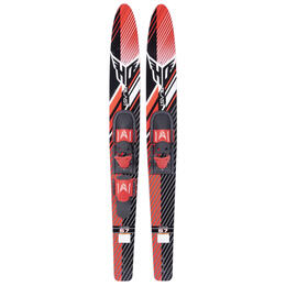 HO Sports Men's Blast Combo Water Skis With Horse Shoe Bindings '20
