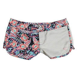 Roxy Girl's Surf Miami Boardshorts
