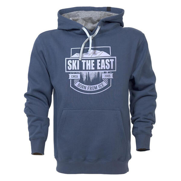 Ski The East Men's Born From Ice Pullover H