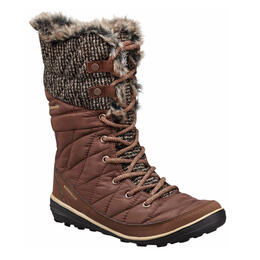 Columbia Women's Heavenly Omni-heat Knit Lace Up Snow Boot