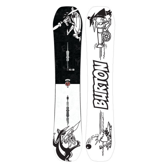 Burton Men's X Mad Magazine Spy Vs Spy Snow