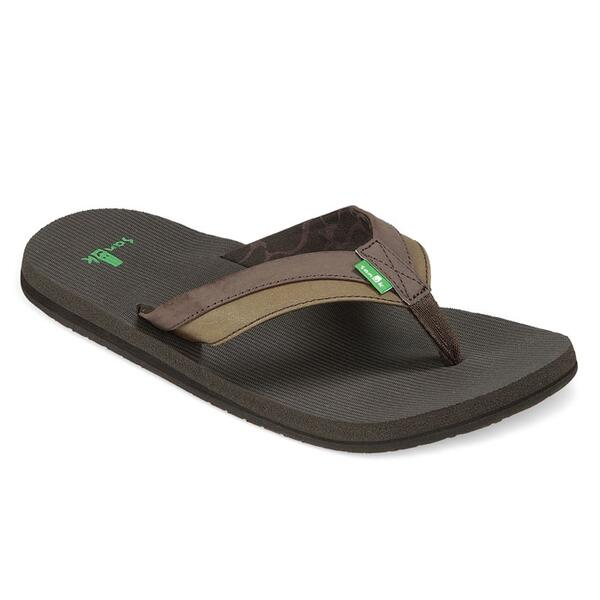 Sanuk Men's Beer Cozy Light Sandals