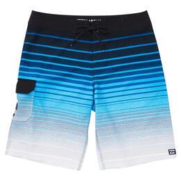 f4d61c17b7 Billabong Men's All Day Stripe Pro Boardshorts