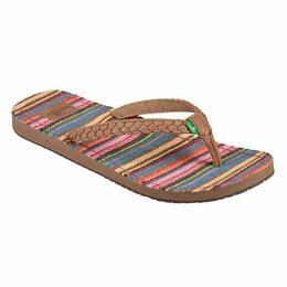 Sanuk Women's Yoga Poncho Viva Sandals