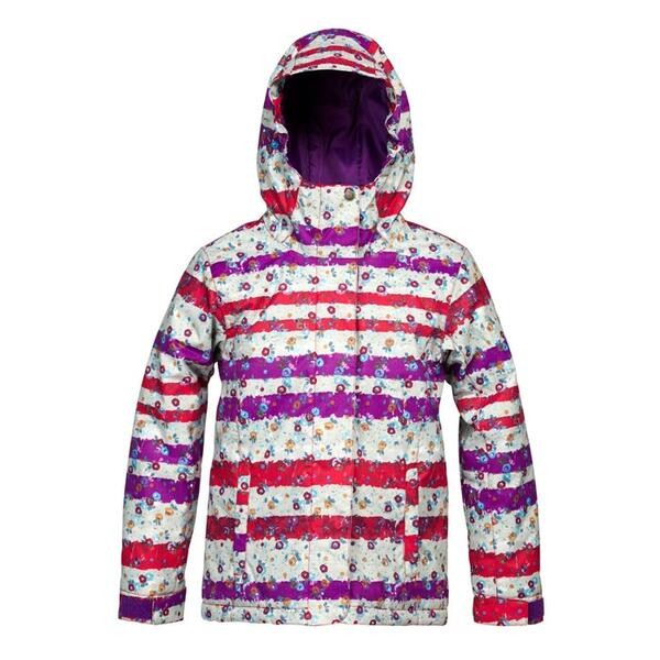 Roxy Girl's American Pie Insulated Snowboard Jacket