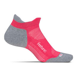 Feetures Women's Elite No Show Tab Mac Cushion Running Socks