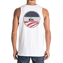 Quiksilver Men's Block Party Tank Top
