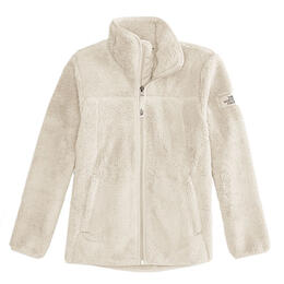 The North Face Girl's Campshire Full Zip Fleece Jacket