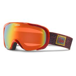 Giro Compass Snow Goggles With Persimmon Blaze Lens