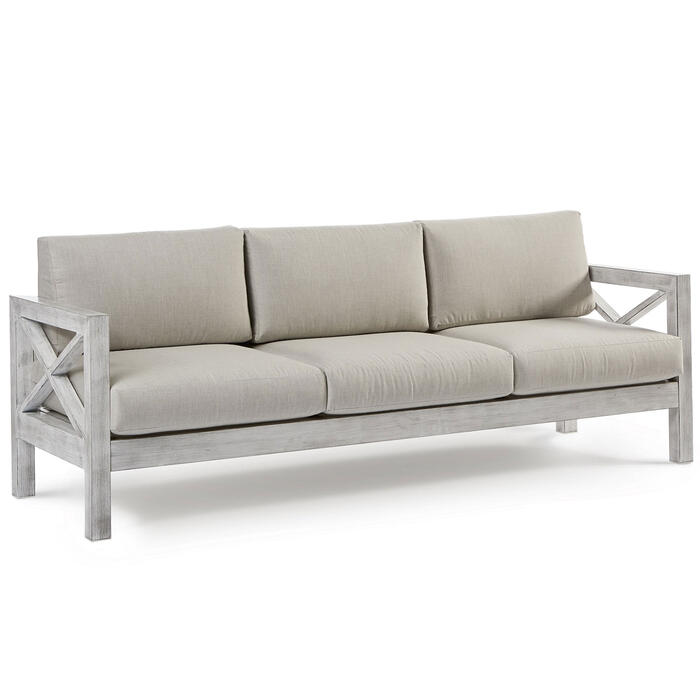 South Sea Rattan Farlowe Sofa