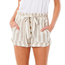 Rip Curl Women's Ashore Stripe Shorts
