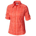 Columbia Women's Silver Ridge Lite Plaid Long Sleeve Shirt alt image view 9