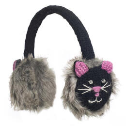 Knitwits Kiki The Kitty Earmuffs