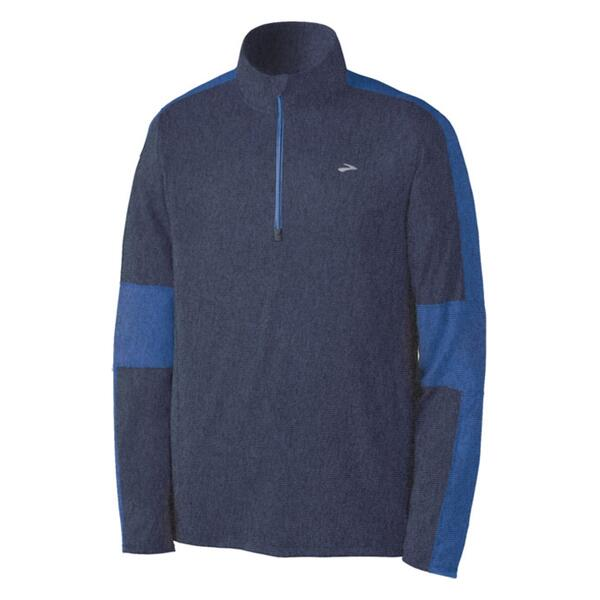 Brooks Men's Essential Long Sleeve 1/2 Zip Running Top