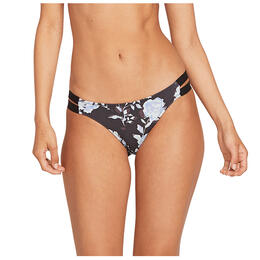 Volcom Women's Noir U Sure Hipster Swim Bottoms
