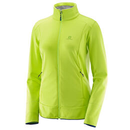 Salomon Women's Discovery Full Zip Full Zip Top