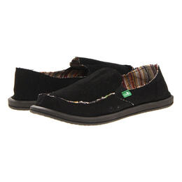 Sanuk Women's Donna Hemp Casual Shoes