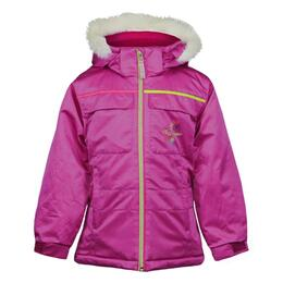 Snow Dragons Toddler Girl's Charmed Jacket