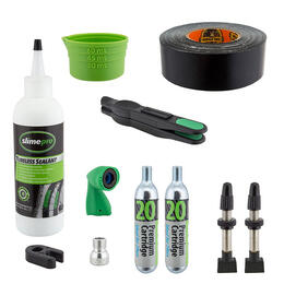 Slime Tubeless Ready Kit