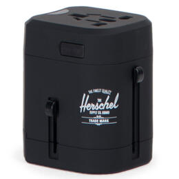 Herschel Supply Travel Adapter