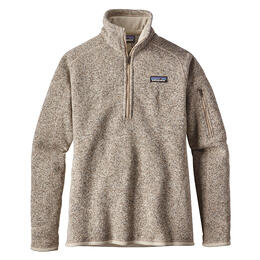 Patagonia Women's Better Sweater® 1/4 Zip Fleece