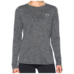 Under Armour Women's Tech Twist Long Sleeve Crew Shirt