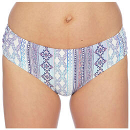 Next By Athena Women's Stargazing Chopra Midrise Bikini Bottoms