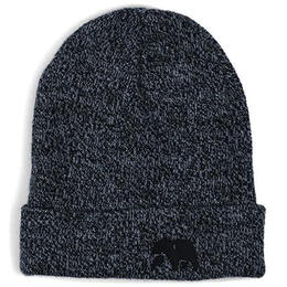 The Normal Brand Men's Knit Navy Beanie