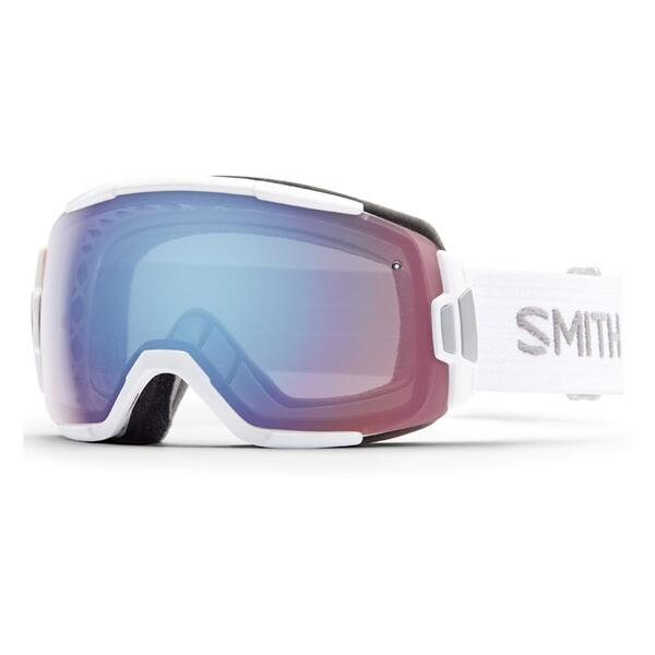Smith Vice Snow Goggles With Blue Sensor Lenses