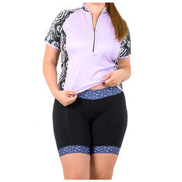 Shebeest Women's Triple S Ultimo Cycling Plus Shorts