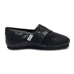 Toms Infant Tiny Glitter Casual Slip-on Shoes