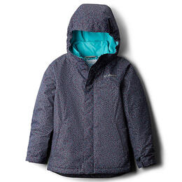 Columbia Girl's Whirlibird II Interchange Jacket