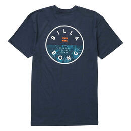 Billabong Men's Rotor Fill Short Sleeve T Shirt