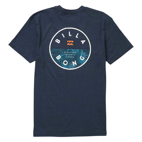 Billabong Men's Rotor Fill Short Sleeve T S