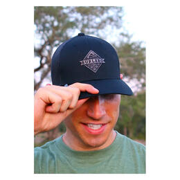 Burlebo Men's Signature Logo Cap Black