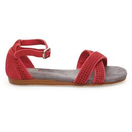 Toms Children's Correa Suede Perforated Sandals