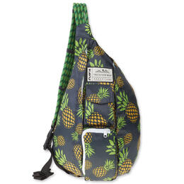 KAVU Women's Rope Pack Pineapple Party Backpack