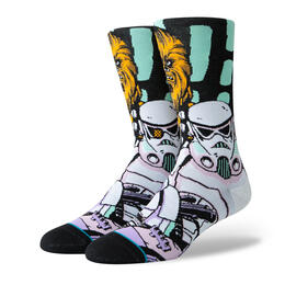 Stance Men's Warped Chewbacca Socks