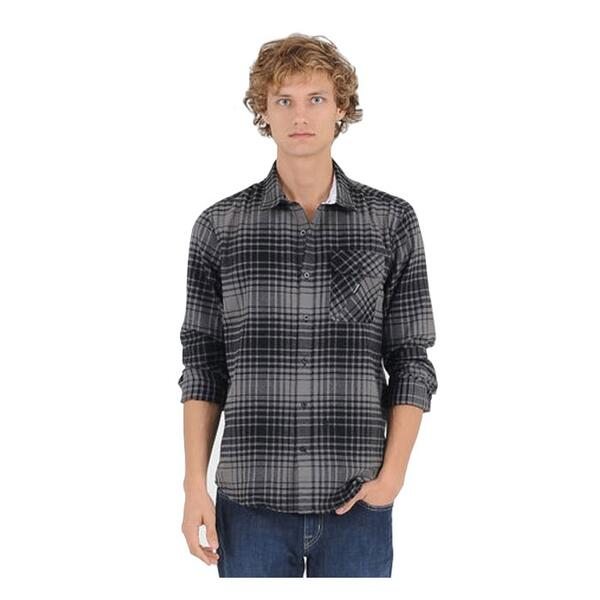 Volcom Men's Donner Long Sleeve Shirt