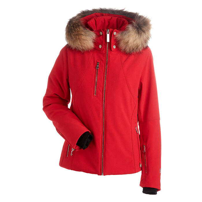 Nils Women's Kassandra Real Fur Insulated S