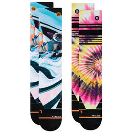 Stance Women's Mountain 2 Pack Socks